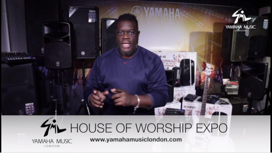 Yamaha House Of Worship Expo