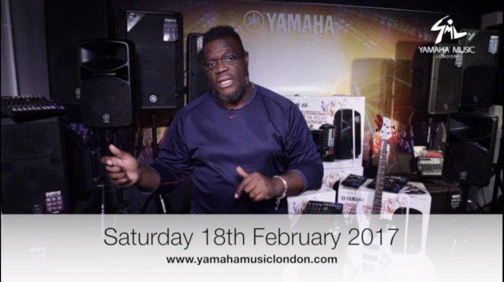 RUACH YAMAHA MUSIC EXPO PROMO pic2