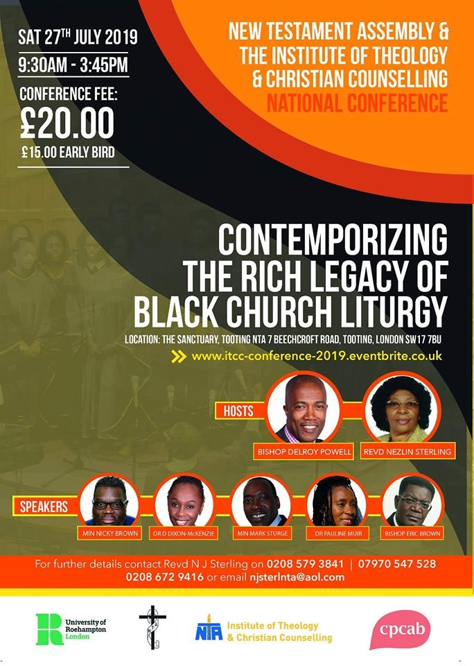 Contemporizing The Rich Legacy Of Black Church Liturgy