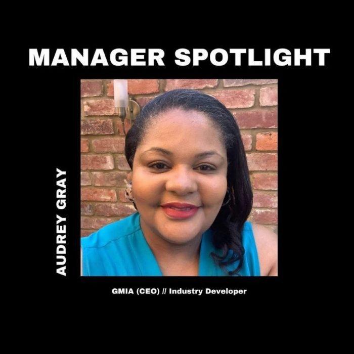 MMF MANAGER SPOTLIGHT: AUDREY GRAY